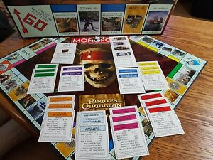Monopoly Replacement Parts Properties Cash Rules Boards FREE SHIPPING to Canada