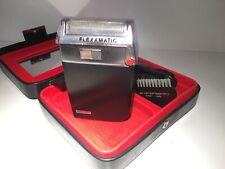 Vintage Schick Flexamatic Electric Shaver