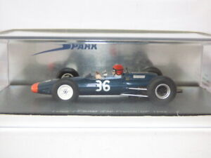 Spark Models 1/43rd Scale Lotus 25 BRM no.36 French Grand Prix 1964