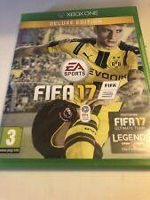 FIFA 17: Deluxe Edition (Microsoft Xbox One, 2016)