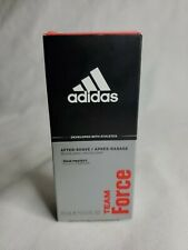 Adidas Mens After Shave Skin Protect Complex Team Force 0.5 Oz New