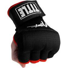 Title Boxing Attack Nitro Speed Training Glove Wraps - Black