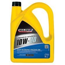 Nulon Premium Mineral Engine Oil - 10W-30, 5 Litre