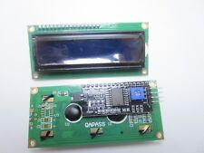 Modulo display LCD 1602 16X2 retroilluminato blu + interfaccia seriale I2C/IIC