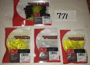Lot#863 Lot Of 4 New BooYah Buzzbaits