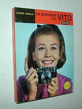 livre VOIGTLANDER  la pratique des VITO Lucien LORELLE photo photographie