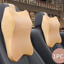 CAR Seat Headrest Neck Rest Cushion 3D Foam Soft Seat Pad Neck Rest Headrest