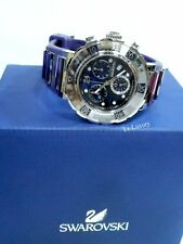 Swarovski Ladies' Watch Octea Chrono - Amethyst Dtl, Purple Swiss Quartz 1088675