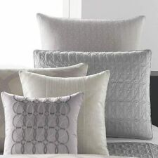 Hotel Collection Calligraphy Silver Circles Euro Sham
