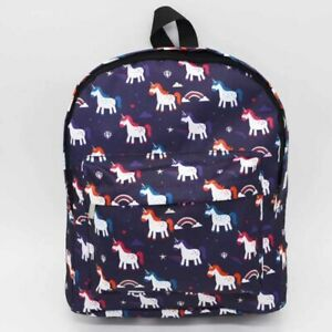 Personalised Unicorn Back Pack - Add any name | Perfect Personal Gift