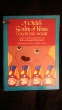 A Child's Garden of Verses Coloring Book - based on poems of Robert Louis Steven