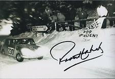 Paddy HOPKIRK RARE SIGNED Mini Autograph 12x8 Photo AFTAL COA In Person GENUINE