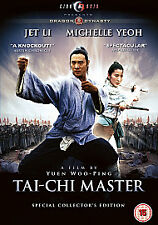 Tai Chi Master (DVD, 2010) CINE ASIA ** BRAND NEW ** FACTORY SEALED **