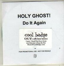 (BR516) Holy Ghost!  Do It Again - DJ CD