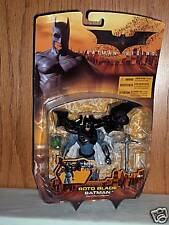 "Batman Begins ""Roto Blake Batman Figure""  New"
