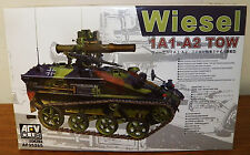 AFV Club WEST GERMAN WIESEL 1 A1-A2 TOW Missle Model Kit 1/35