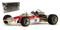 Quartzo Lotus 49 #10 'Gold Leaf' 1968 - Graham Hill F1 World Champion 1/43 Scale