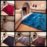Silky Soft Modern Luxury Home Floor Rug Mat Living Room Bedroom Flooring