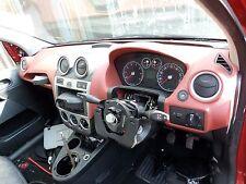 FIESTA AIRBAG KIT RED MK6 2006 2007 2008 FACELIFT ST ZETEC S CLIMATE