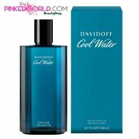 Davidoff Cool Water 125ml Edt  Natural  Spray  PROFUMO ORIGINALE  Senza Scatola