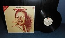 """12"""" Double LP 33rpm Jim Reeves - The Fabulous Jim Reeves"""