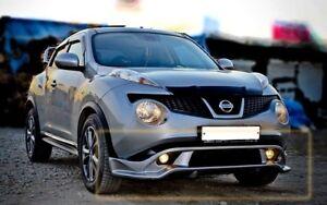 Spoiler for front bumper NISSAN Juke 2010 - 1014