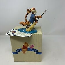 Disney Pooh & Friends Tigger A Bounce A Day Sweeps The Cares Away Figurine