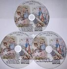 Collection of Beatrix Potter Audio Books on 3 Audio CD including Peter Rabbit 3b