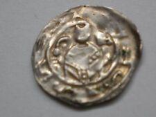 1719. Silver Pfennig denar Friesach 1168-1200 Salzburg (+20)
