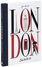 London Sketchbook New Hardcover Book Jason Brooks