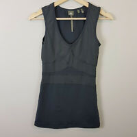 ADIDAS By STELLA McCARTNEY | Womens Grey Tank Top [ Size 36 or AU 8 / US 4 ]