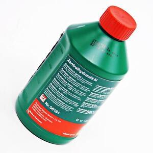 Febi BILSTEIN Hydraulic Oil Central Servo Level Regulator Green 1 L