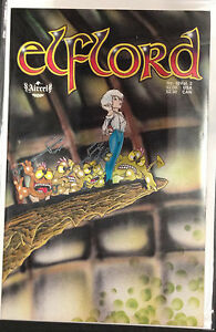 Elflord Vol 2 #10 VF+ 1st Print Free UK P&P Aircel Comics
