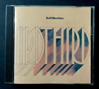SOFT MACHINE third JAPAN CD EPIC 1992