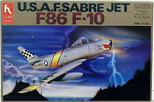 Aereo scala 1/72 F86F U.S. MARINE - HOBBY CRAFT 1383