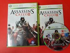 XBOX 360 : assassin's creed 2