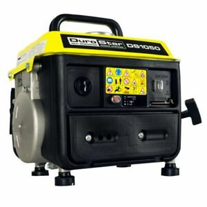 DuroStar 1050-W 2-Stroke Portable Gas Powered Generator Home Backup RV Camping