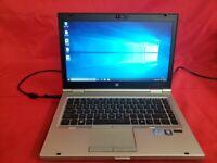 HP EliteBook 8460p i5 2520M 2.50GHz 4GB RAM 320GB HDD