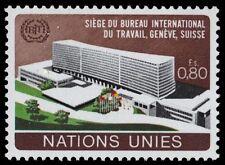 UNITED NATIONS GENEVA 38 - Opening of the ILO Headquarters (pa14138)