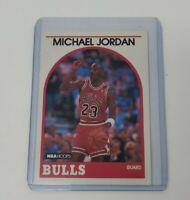 1989 NBA HOOPS MICHAEL JORDAN #200