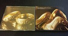 GEORGE MICHAEL AMAZING 2 CD SET REMIXES FREE POSTAGE