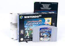 Jet Force Gemini en Caja-N64 Cartucho De Juego De Nintendo 64 Retro PAL [2]