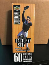 1996 Upper Deck Collector's Choice Factory Baseball Card Set