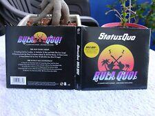 STATUS QUO - BULA QUO! [2 CD SET] NEW STUDIO ALBUM + BONUS FILM SOUNDTRACK