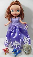 ~Disney~ Princess Doll Sofia The First Talking Sofia and Animal Friends