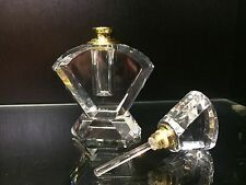 Optical Crystal Ladies Perfume Bottle