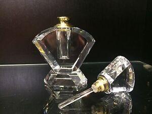 Optical Crystal Ladies Perfume Bottle