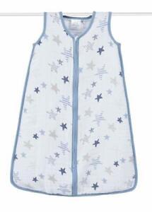 Aden + Anais Classic Summer Sleeping Bag 1.0 TOG Rock Star 6-12 months SALE