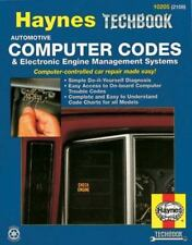 Haynes Manuals: Automotive Computer Codes : Electronic Engine Management...
