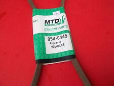 NEW MTD   V BELT 954-0445 OEM T2